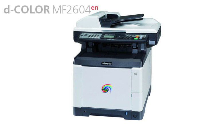 Ideal for small workgroups, the MF2604en colour A4 system available from Durban Data Imports is the perfect solution for users looking for compact, high-performance office tools. With a print speed of 26 pages per minute for colour and black and white and long-life components this robust system ensures reliable operation.