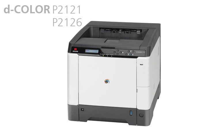 Olivetti's d-COLOR P2121 and d-COLOR P2126 colour laser printers are available from Durban Data Imports and are reliable, handy and versatile. The perfect mix of high quality prints, low running costs, compact footprint and environmental sustainability, makes them ideal for many types of working environment with small to large groups of users. These units can print 21 and 26 pages per minute in black and white and colour, with direct printing from a USB memory stick.
