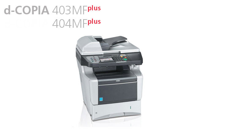 The Olivetti d-COPIA 403MFen and d-COPIA 404MFen are the ideal solution for busy offices with the demand to manage A4-size documents. Bot devices print 40 pages per minute. The high capacity consumables combined with reliability and robustness maximise the availability of these units even under most busy conditions, making them the ideal choice for workgroups, corporates and front offices. The d-COPIA 404MFen has a fax system on board.