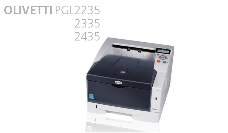Olivetti's PG L2235, PG L2335 and PG L2435 are monochrome desktop printers, offering the perfect mix between efficiency, reliability and compactness, while minimising environmental impact. These units are available from Durban Data Imports and are ideal for individuals and small workgroups who require quick and efficient black and white laser printing. With 35 pages per minute, long-life consumables, reduced paper consumption and compactness, these devices offer outstanding performance and affordability.